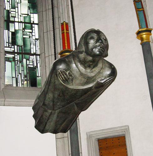 Ernst Barlach Schwebender Engel